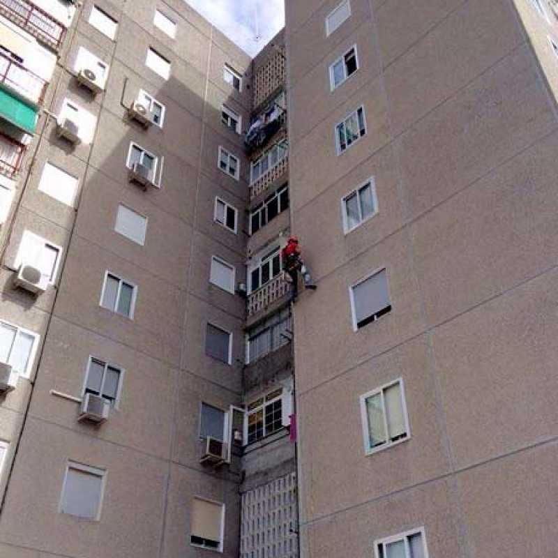 Reparación de fachada