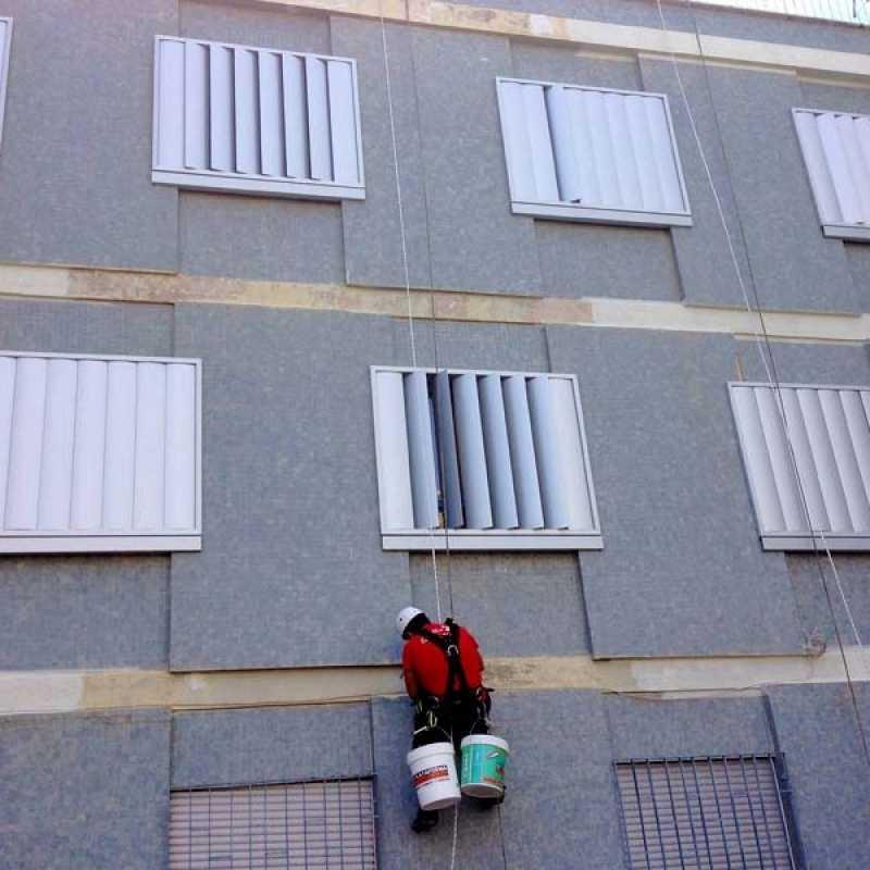 Impermeabilización en fachada